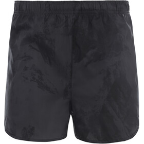 The North Face Active Trail Run Shorts Dames, asphalt grey bucky valley print